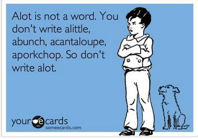 For the love of grammar