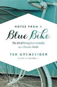 Notes from a Blue Bike